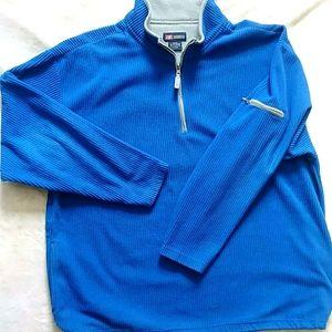 """Faded Glory"" Quarter-Zip Sweater"